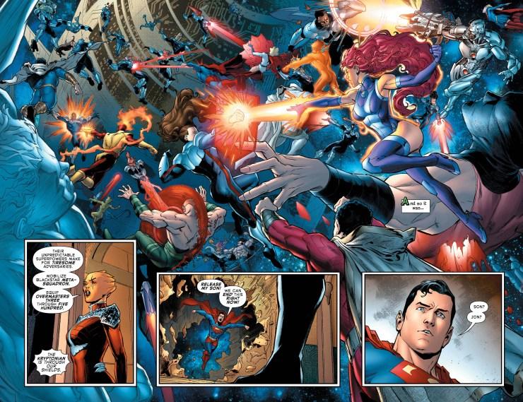 DC Preview: The Green Lantern: Blackstars (2019-) #3
