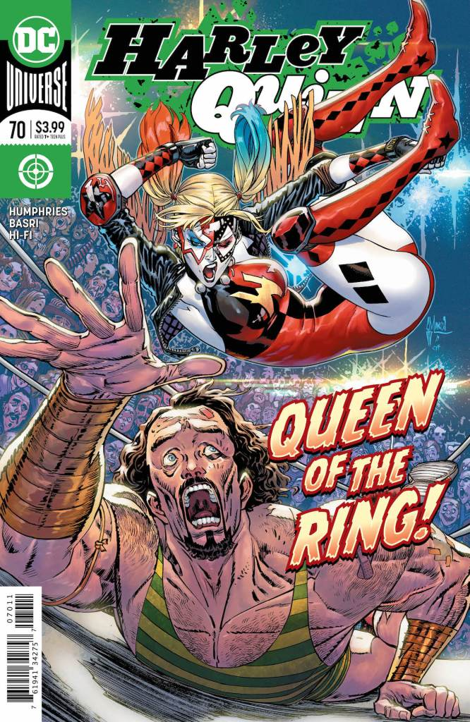 DC Preview: Harley Quinn #70