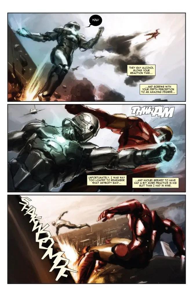 Iron Man: Invincible Origins Review
