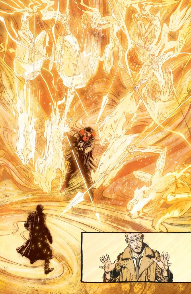 John Constantine: Hellblazer #3 Review