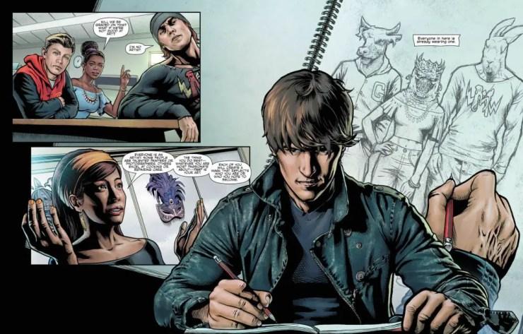 Joker/Harley: Criminal Sanity #3 Review