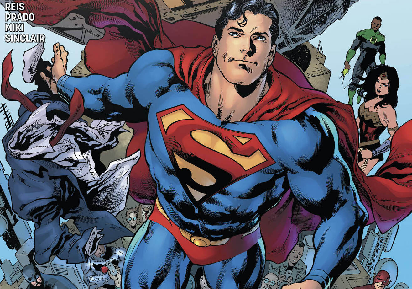 Superman #19 Review