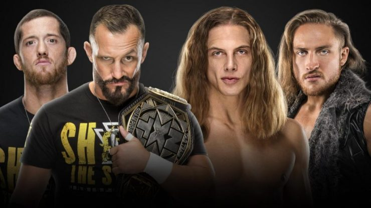NXT TakeOver: Portland 2020 Preview and Predictions