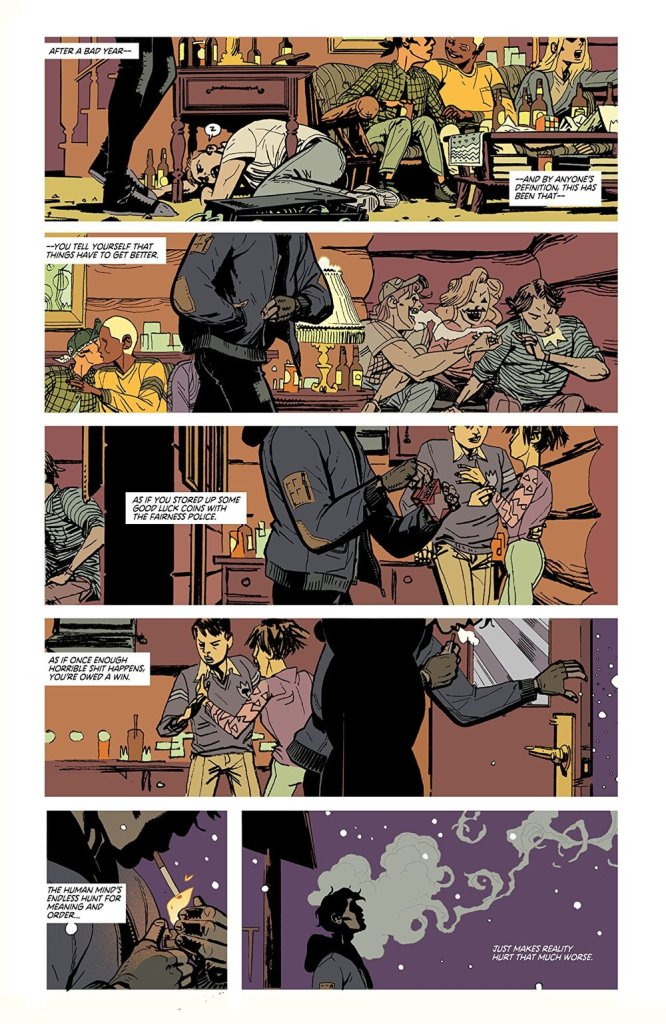 Deadly Class #43 review