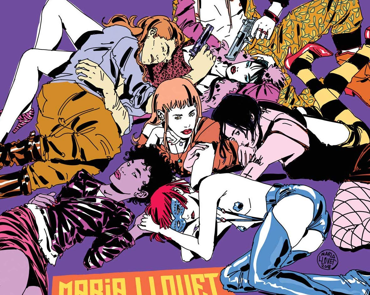 LOUD! by María Llovet Review
