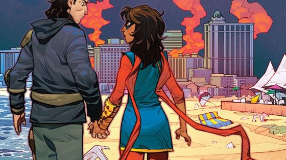 The Magnificent Ms. Marvel #12 Review