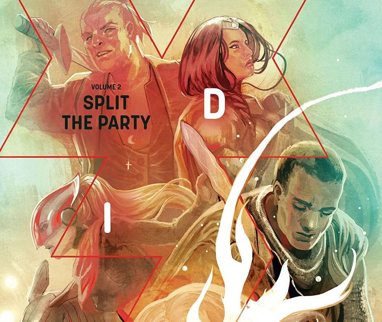 'DIE Vol. 2: Split the Party' Review