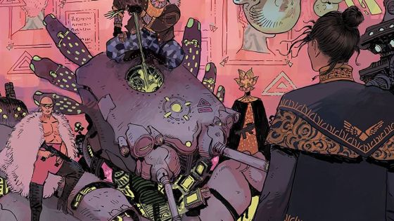 Tartarus #1 Review