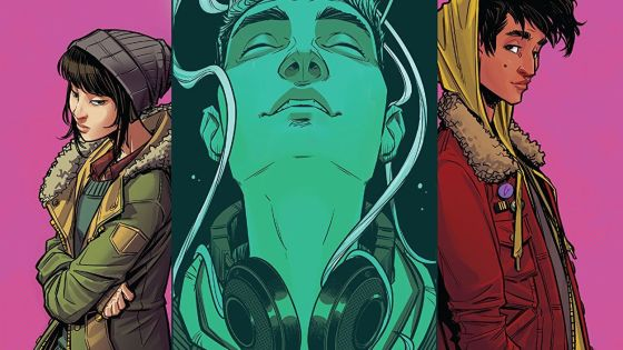 Alienated #1 Review: Awe. Sum.