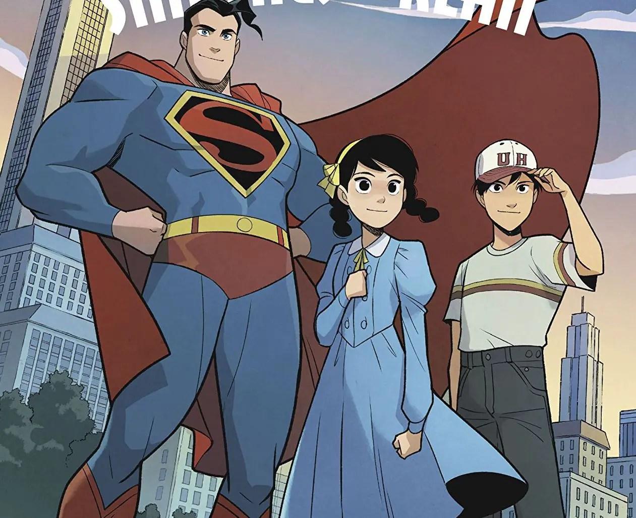 Superman Smashes the Klan #3 Review