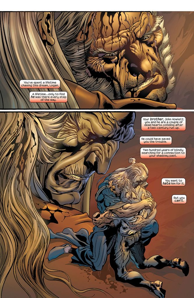 Wolverine: The End TPB Review