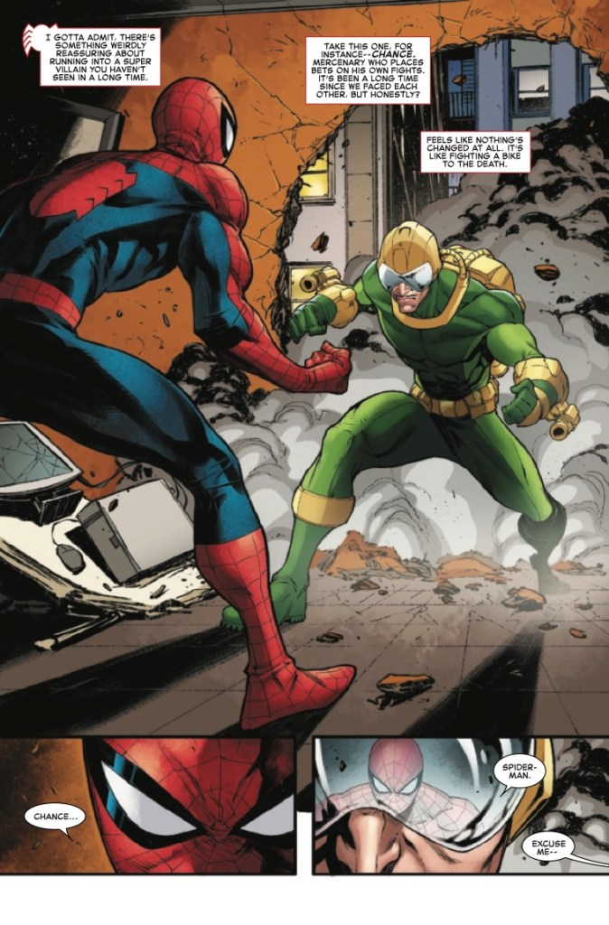 Marvel Preview: The Amazing Spider-Man #40: 2099