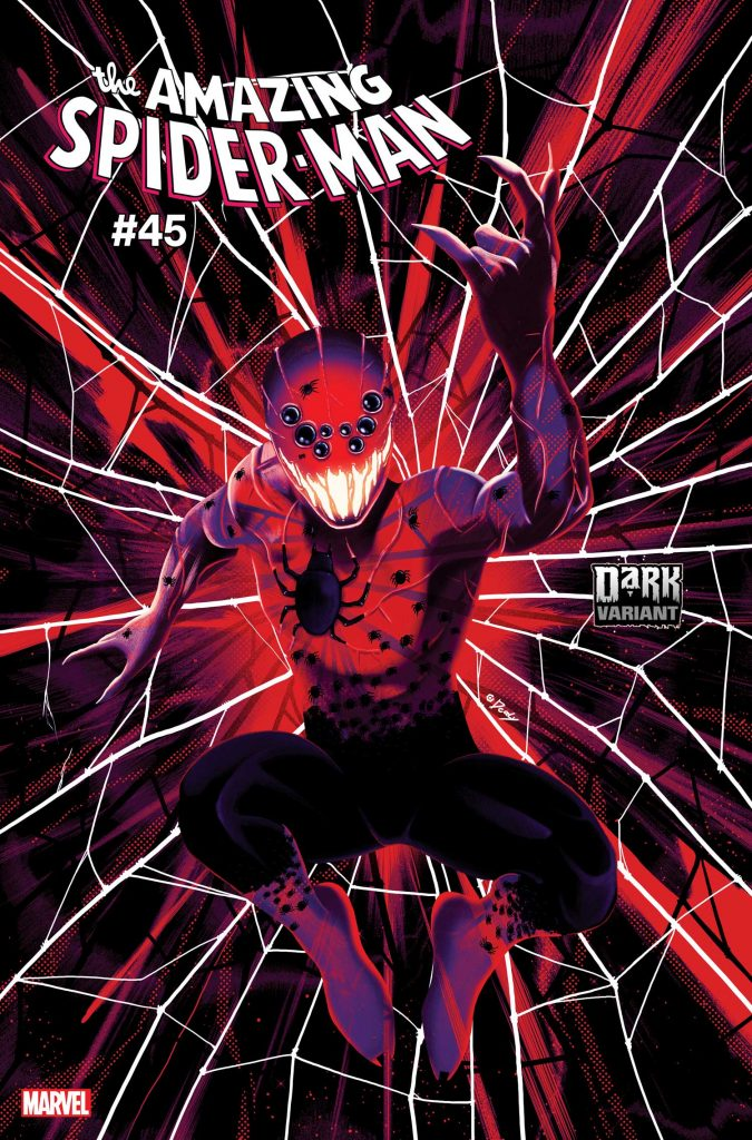 "Marvel First Look: Marvel unleashes ""Dark Marvel"" variant covers in May"