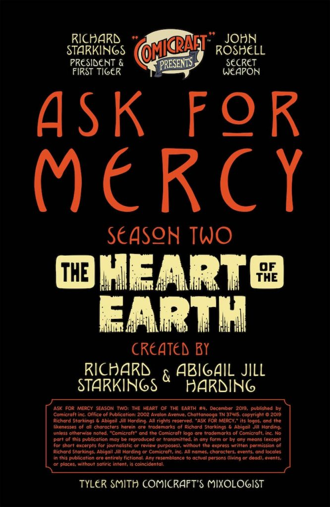 EXCLUSIVE Comixology Preview: Ask For Mercy Season Two (comiXology Originals) #4
