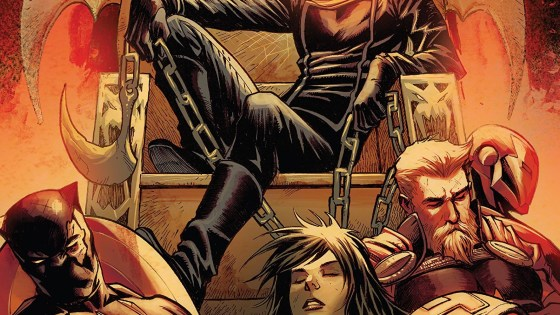 The Avengers Vol. 5: Challenge of the Ghost Riders Review
