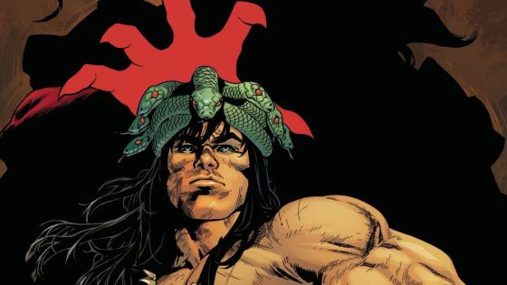 Conan: Battle For the Serpent Crown #1 Review