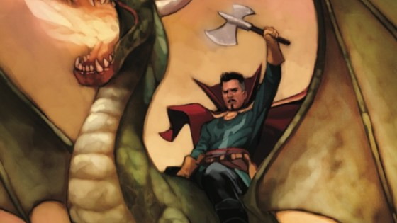 Marvel Preview: Dr. Strange #3