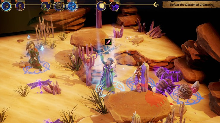 The Dark Crystal: Age of Resistance Tactics Nintendo Switch review