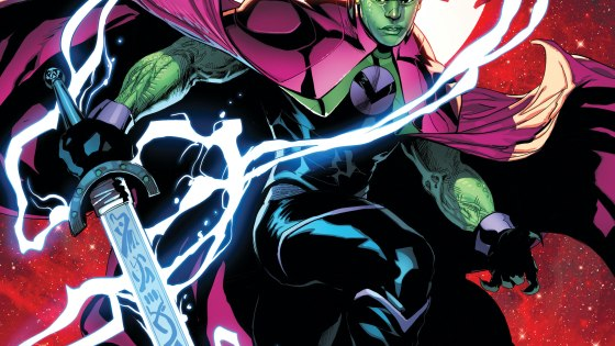 Marvel First Look: 'Lords of Empyre: Emperor Hulkling' cover by Patrick Gleason