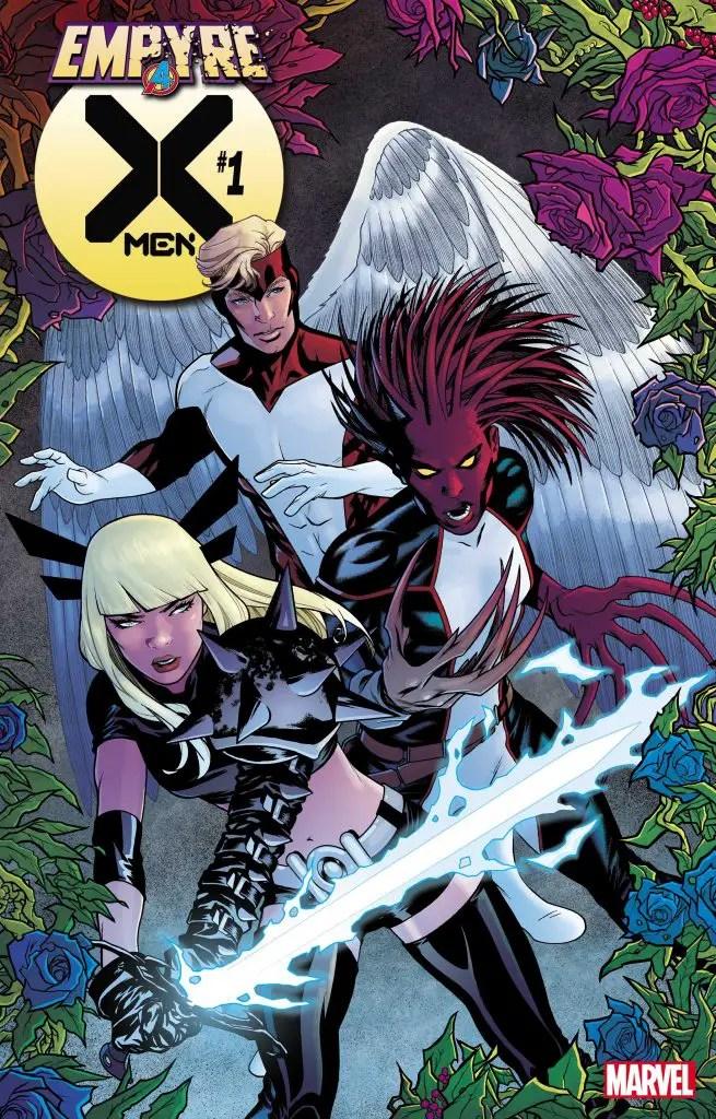 X-Men First Look: 'Empyre: X-Men' sets up plants vs. (mutant) zombies