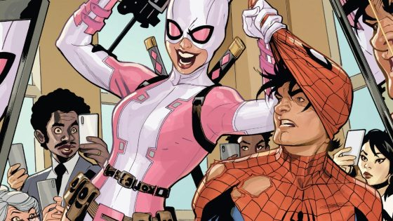 Gwenpool Strikes Back Review