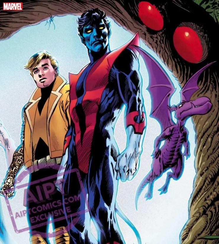 X-Men Monday #48 - Jonathan Hickman answers your Giant-Size X-Men questions