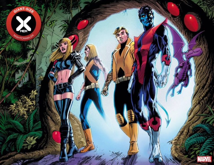C2E2 Marvel's X-Men Panel: Hi-res cover art and interiors featured in the panel