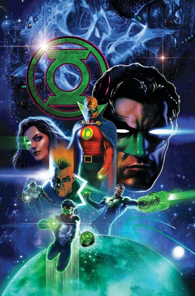 Comics' Brightest Celebrate Eighty Years of Galactic Peacekeeping