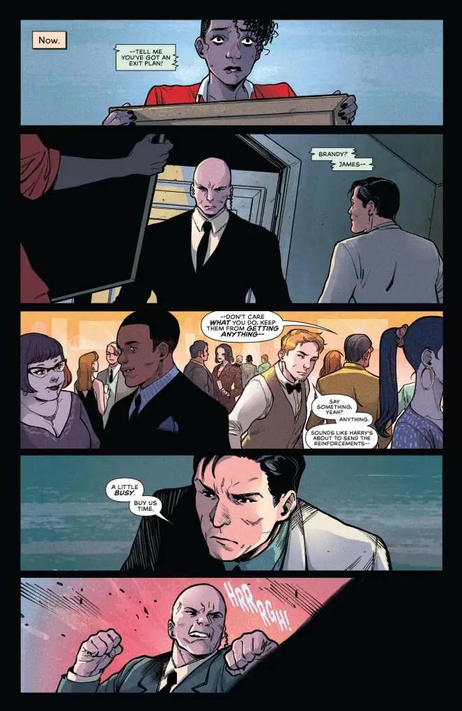 James Bond #3 Review