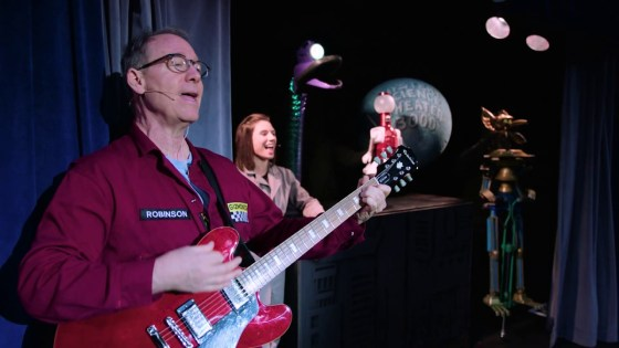 MST3K's Joel Hodgson talks the past, present and future of movie riffing