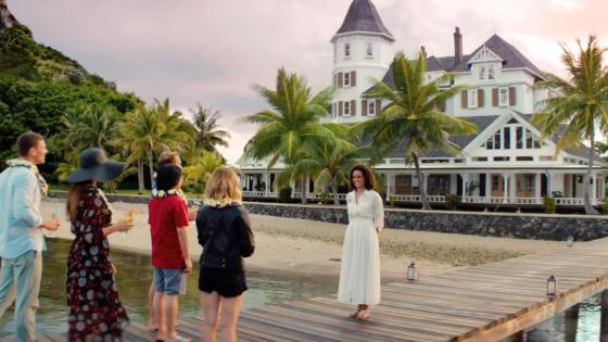 Another Take: Blumhouse's Fantasy Island is twist happy and unfulfilling