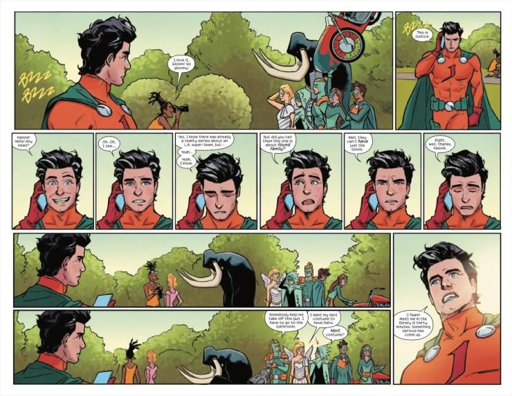 Marvel Preview: Runaways #30