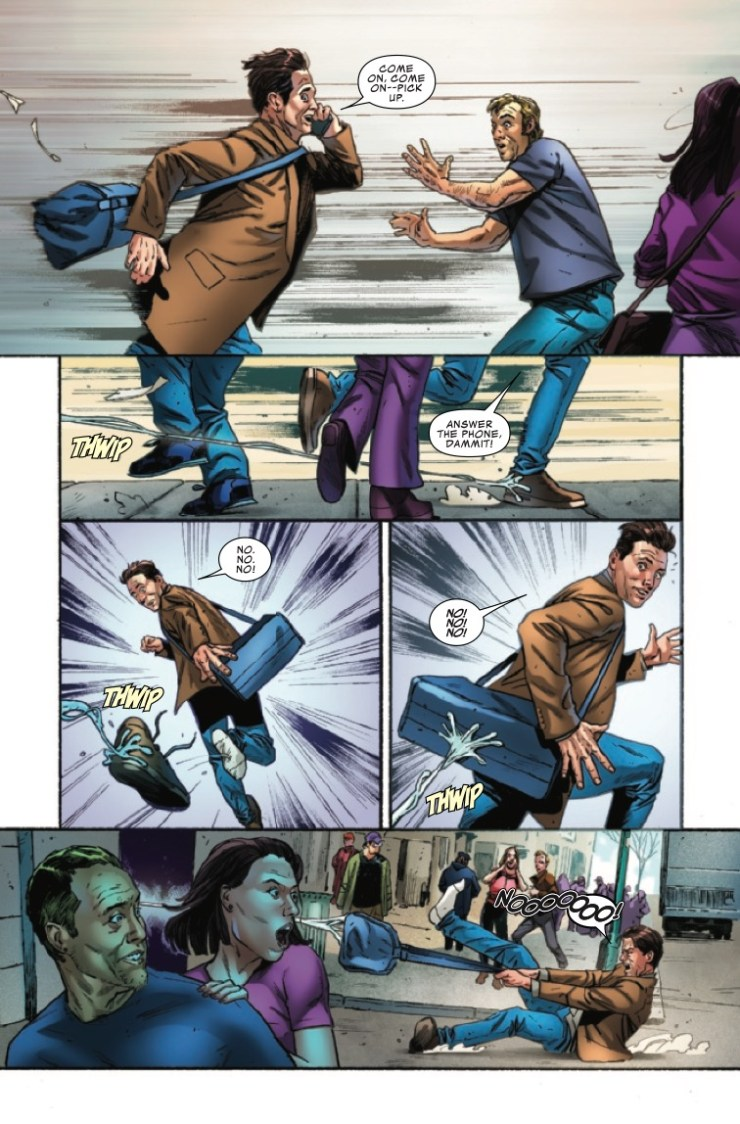 The reporters of the Daily Bugle are beating pavement to answer YOUR questions.