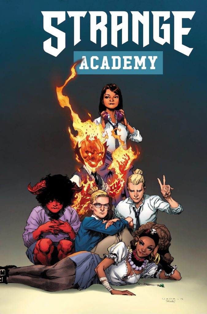 Marvel First Look: 'Strange Academy' #1 variant covers