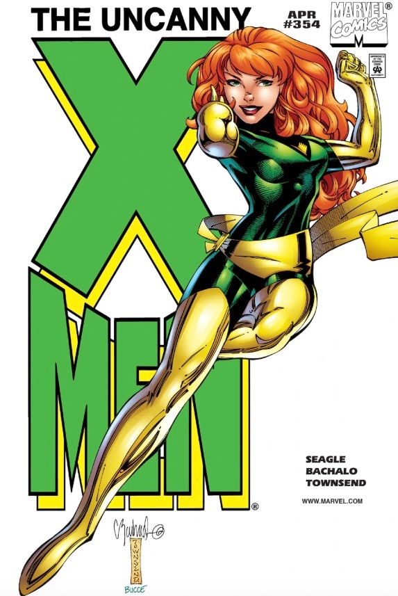 Judging by the Cover - Our favorite Jean Grey covers