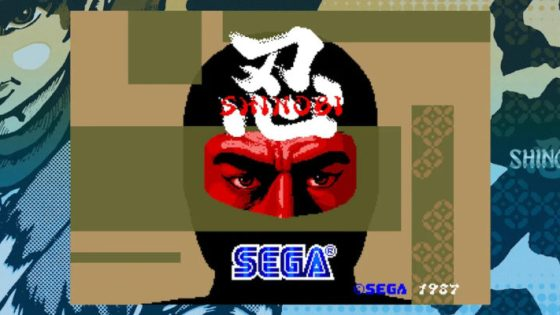 Sega Ages: Shinobi and Fantasy Zone Nintendo Switch review