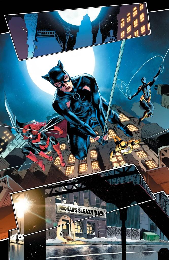 DC Preview: Batman Pennyworth R.I.P. #1