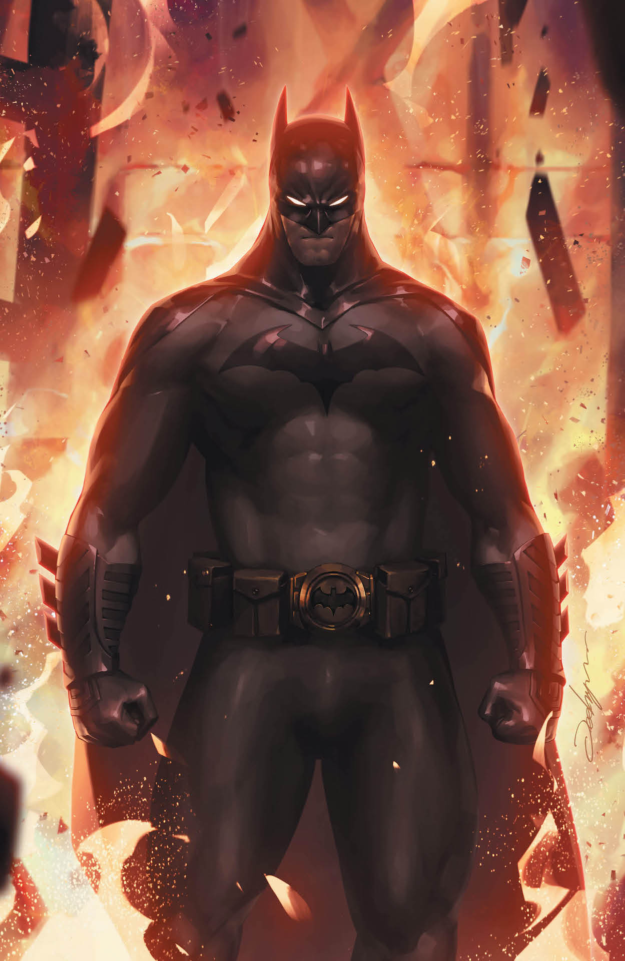 The Batman's Grave #5 Review