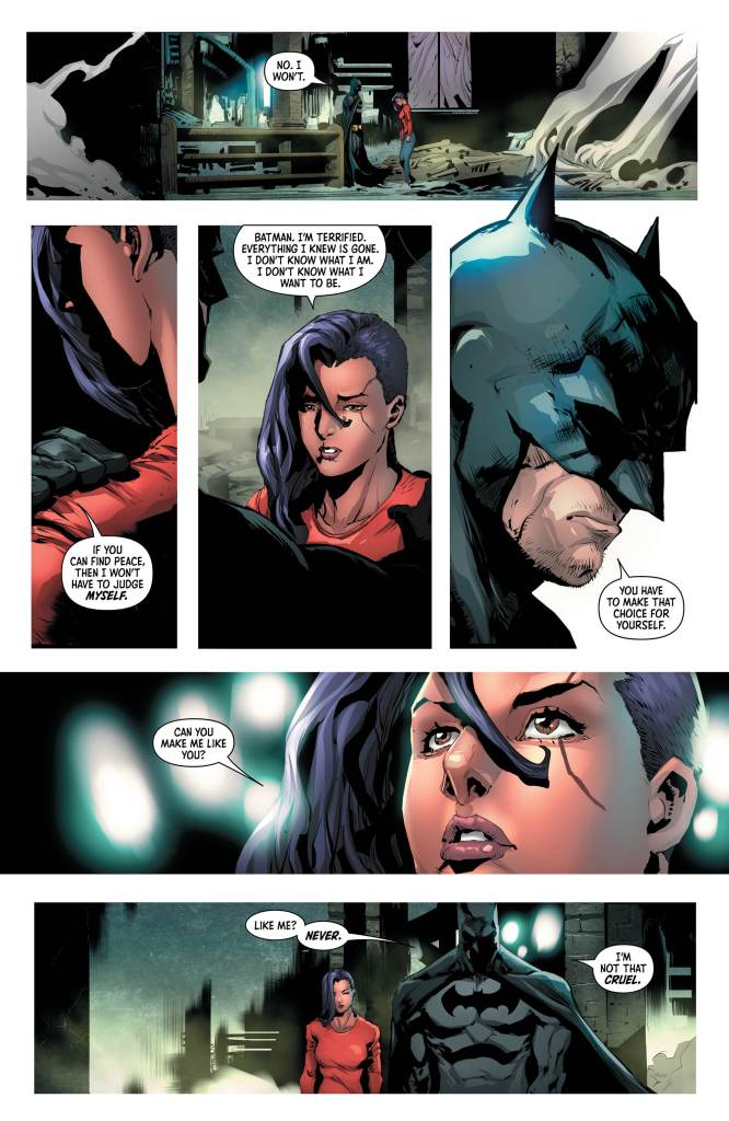 DC Preview: Batman and the Outsiders #10
