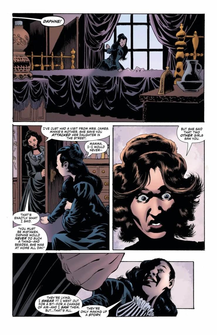 DC Preview: Daphne Byrne #3