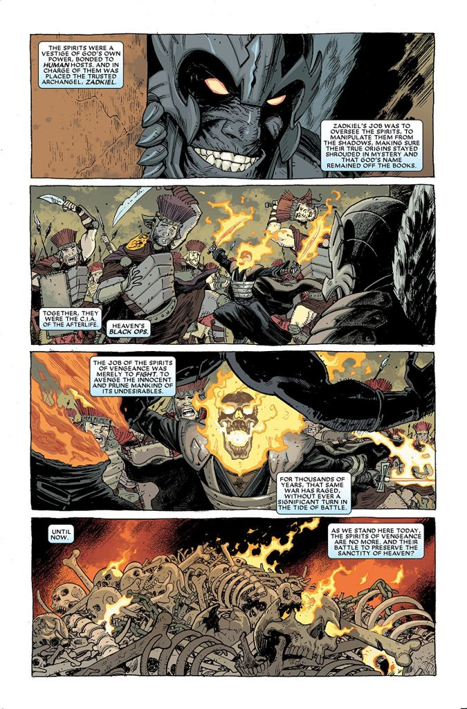 This is a great place to start if you've ever doubted Ghost Rider as a character.