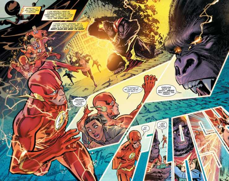 DC Preview: The Flash #750