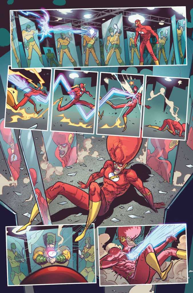 DC First Look: The Flash #750