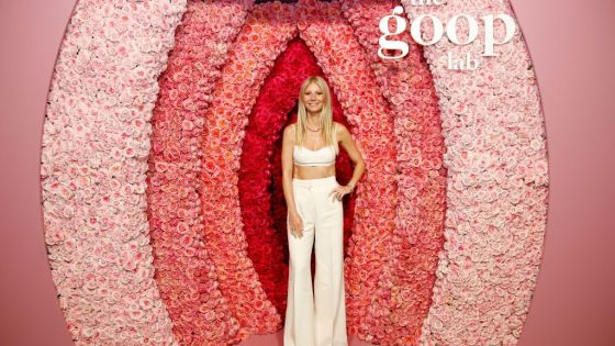 Is Gwyneth Paltrow's transformation into supervillain complete?