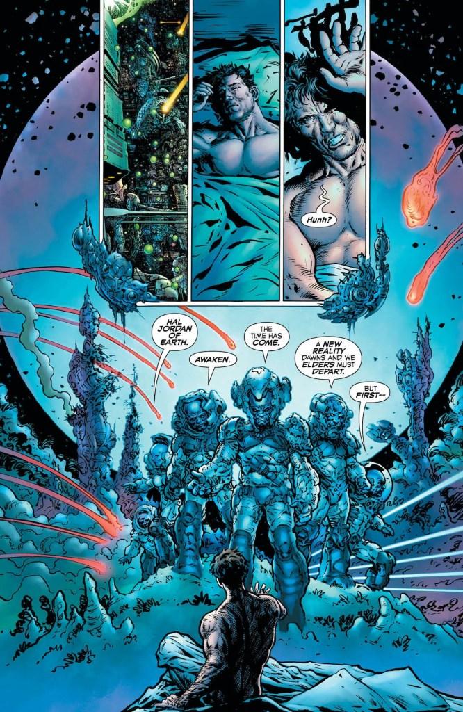 DC Preview: The Green Lantern: Season Two #1