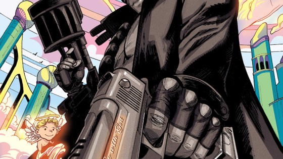 Vault Comics announces new series 'Heavy' from Max Bemis and Eryk Donovan