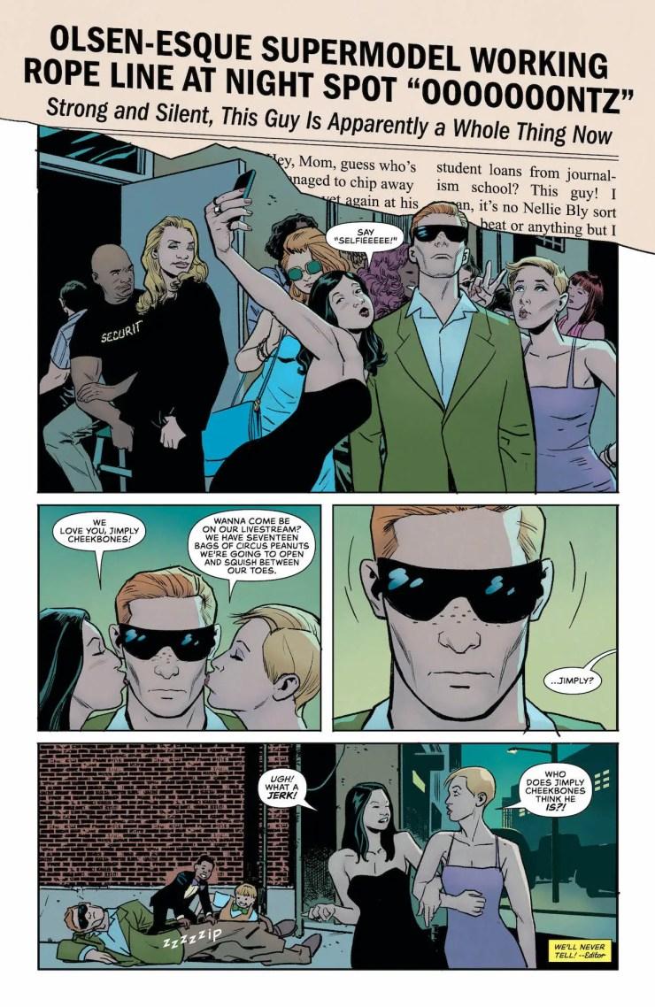DC Preview: Jimmy Olsen #8