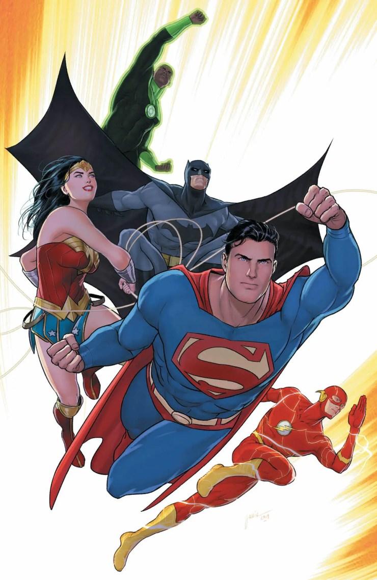 DC Preview: Justice League #42