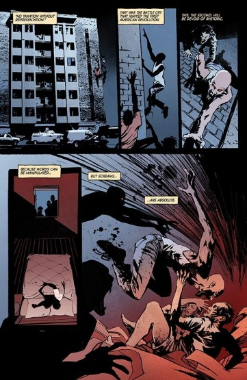 'Killadelphia' #4 review: The great purging begins (that's an analogy!)