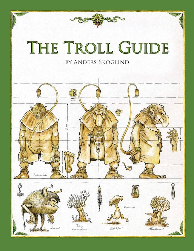 Dark Horse announces English translation of 'The Troll Guide'